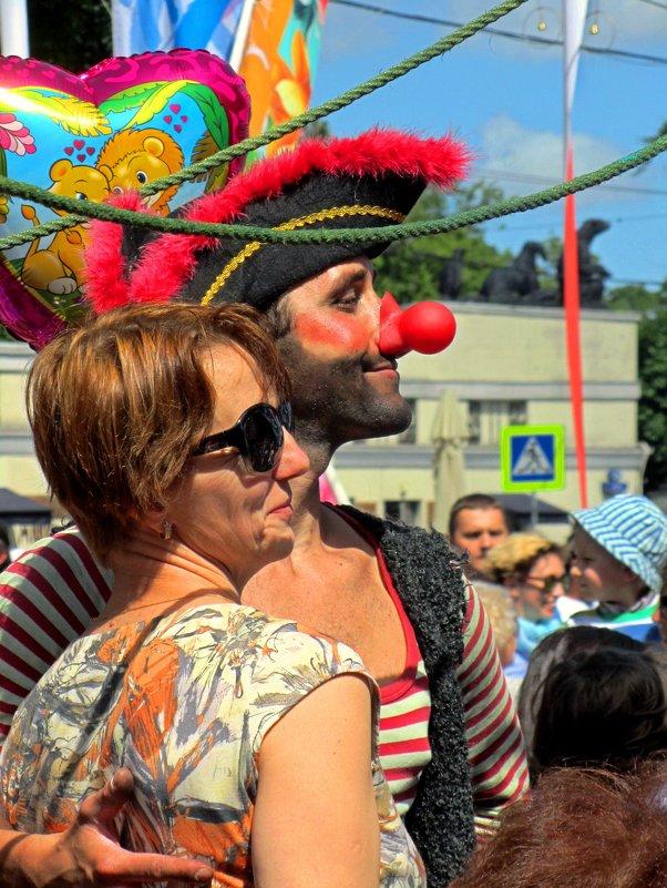 Пират и Дама - Сергей Карачин