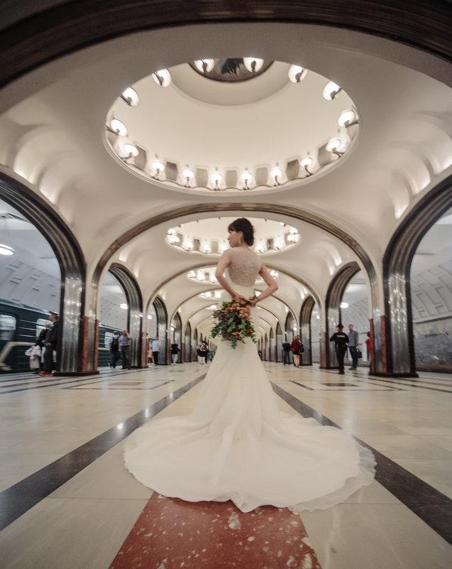 Портрет невесты - Виктор Бабинцев