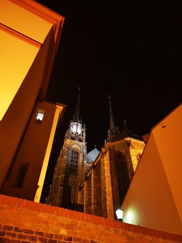 Вечерний город - Инга Энгель