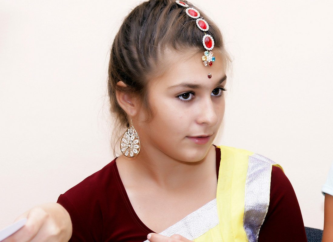 Маленькая актриса... - Николай Меньщиков
