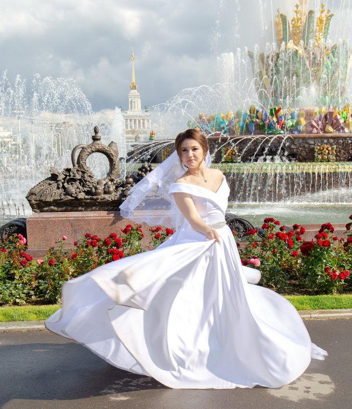 Прекрасная Невеста на ВДНХ - Екатерина Ермакова