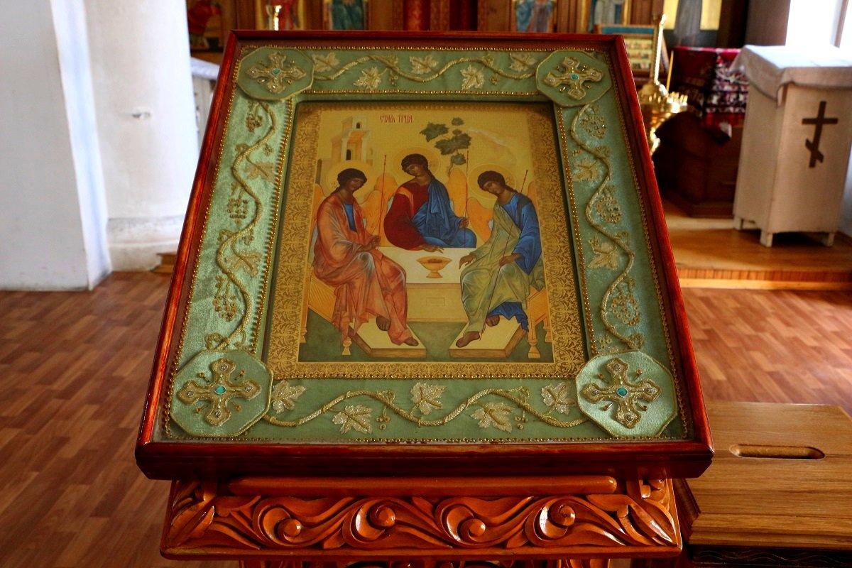 Всехсвятская церковь 1816 года постройки - Надежд@ Шавенкова