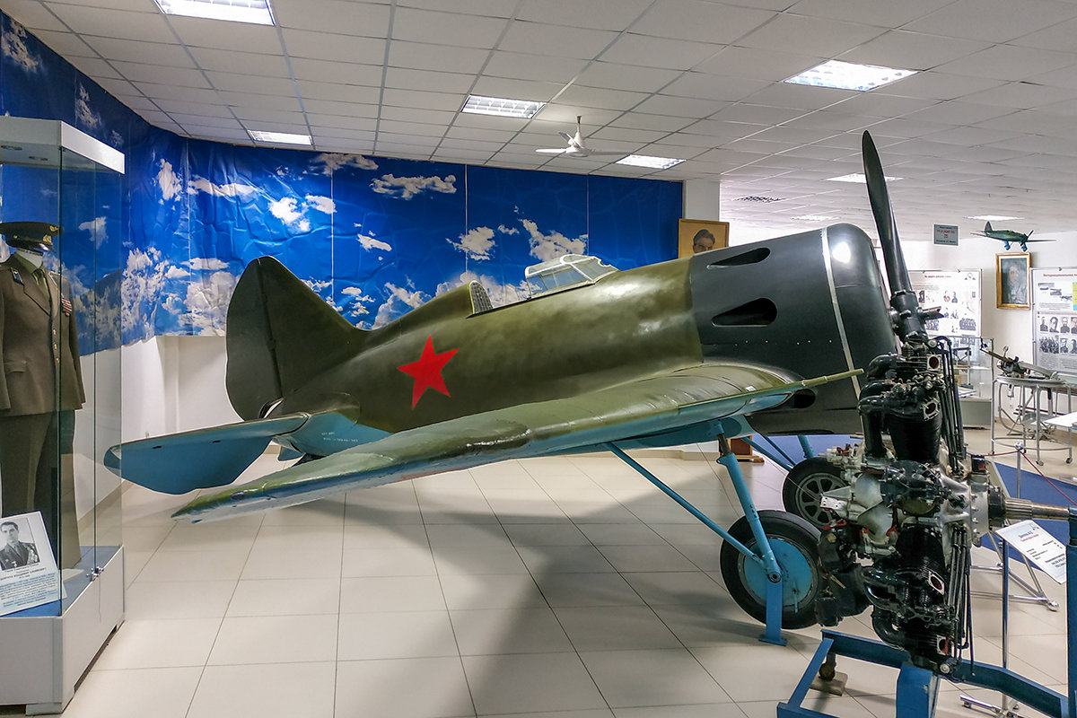 И - 16 - Игорь Сикорский