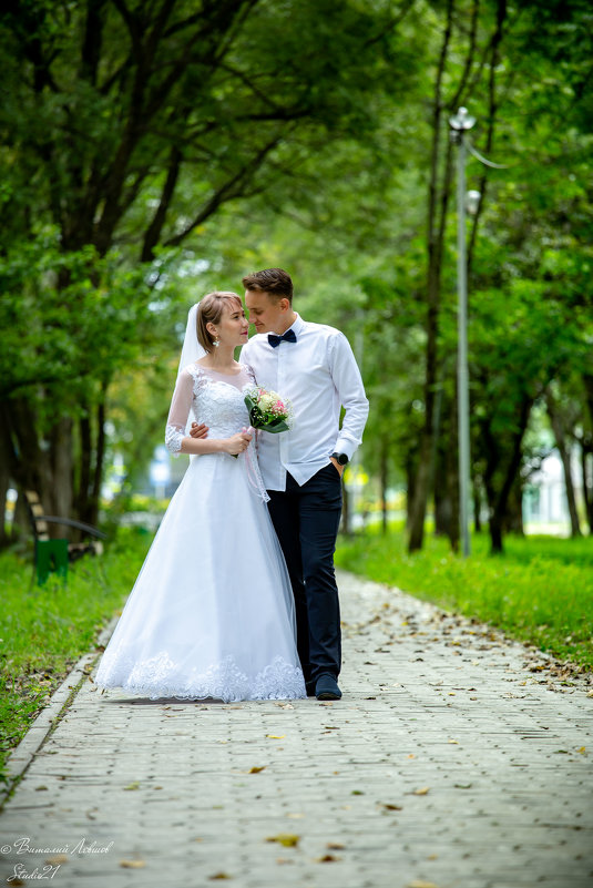 Егор и Арина - Виталий Левшов