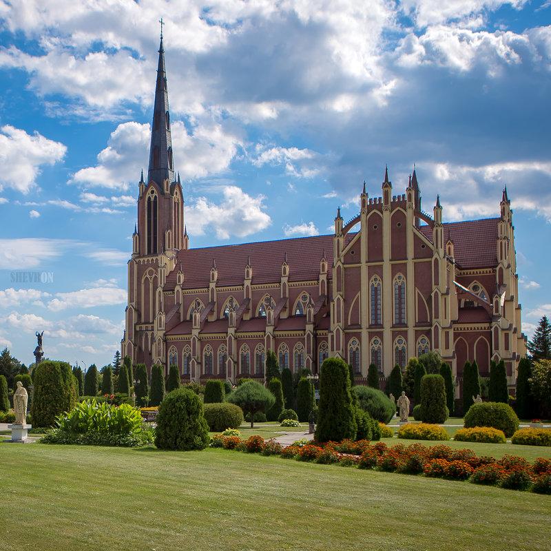 Церковь Святой Троицы - Дмитрий М