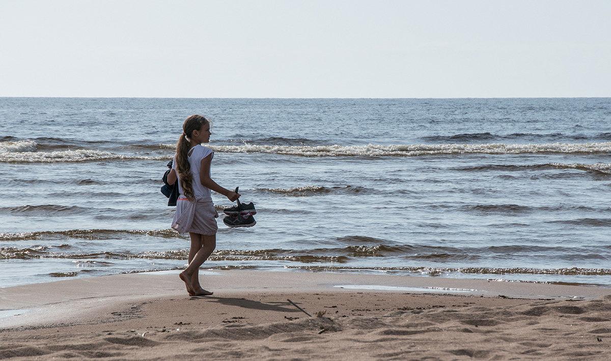 Оставляя следы на песке... - VL