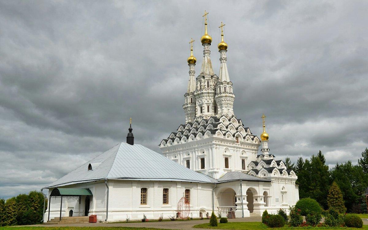 Церковь Одигитрии Смоленской (новый ракурс). - Милешкин Владимир Алексеевич