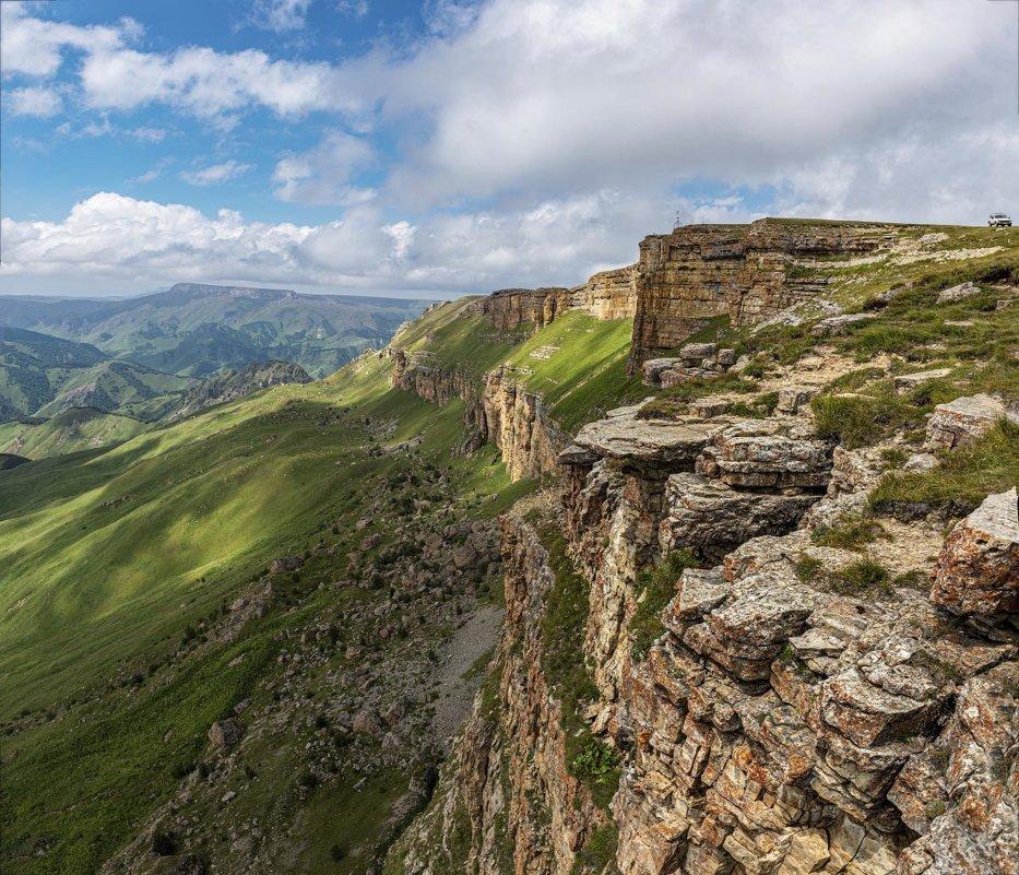 Плато Большой Бермамыт...(2592 м) - Аnatoly Gaponenko