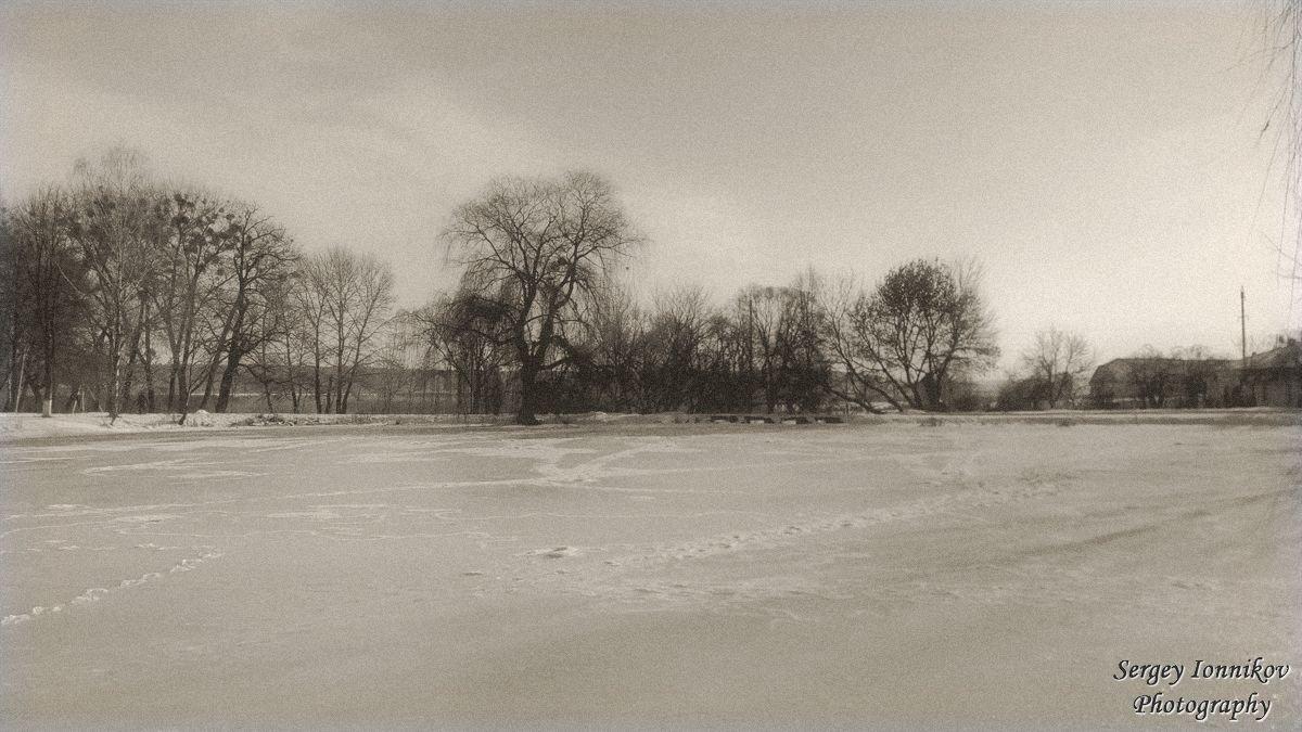 Андрушевка, усадьба Терещенко, старые фото 20-х годов XX века - Сергей Ионников