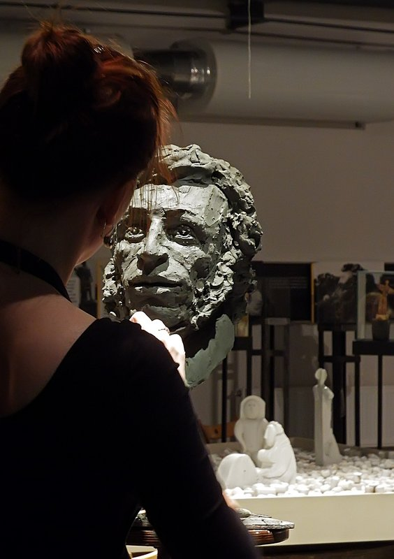 У каждого скульптора свой Пушкин... - 8 - Ольга И