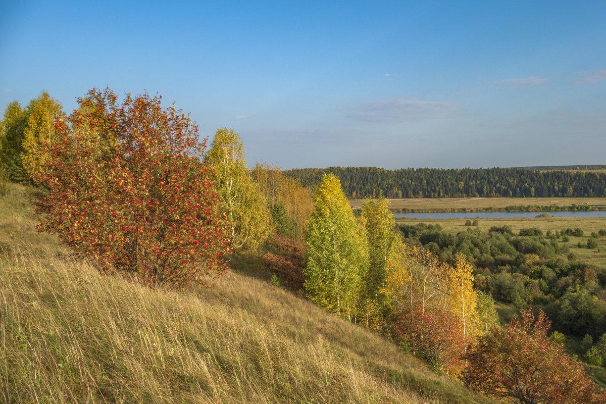 Осень пришла - Алексей Сметкин