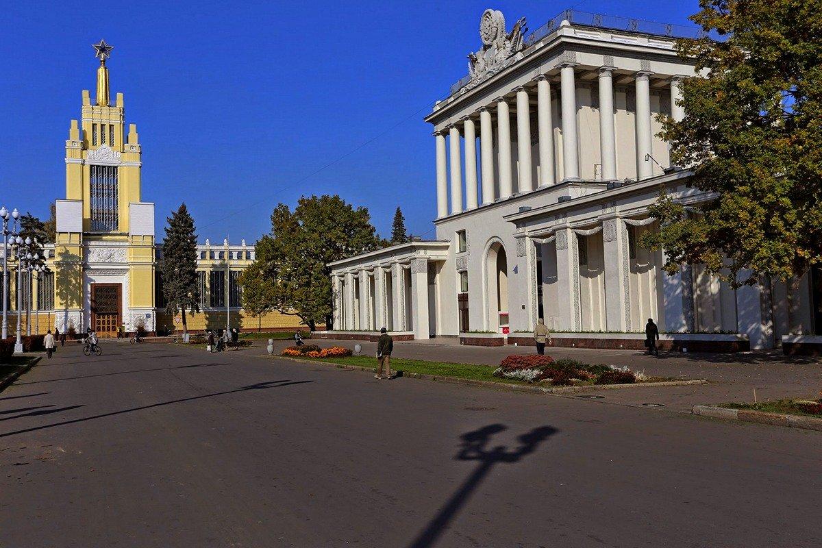 На ВДНХ в Москве - Игорь Белоногов