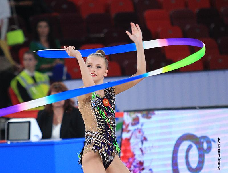Художественная гимнастика - Владимир Хлопцев