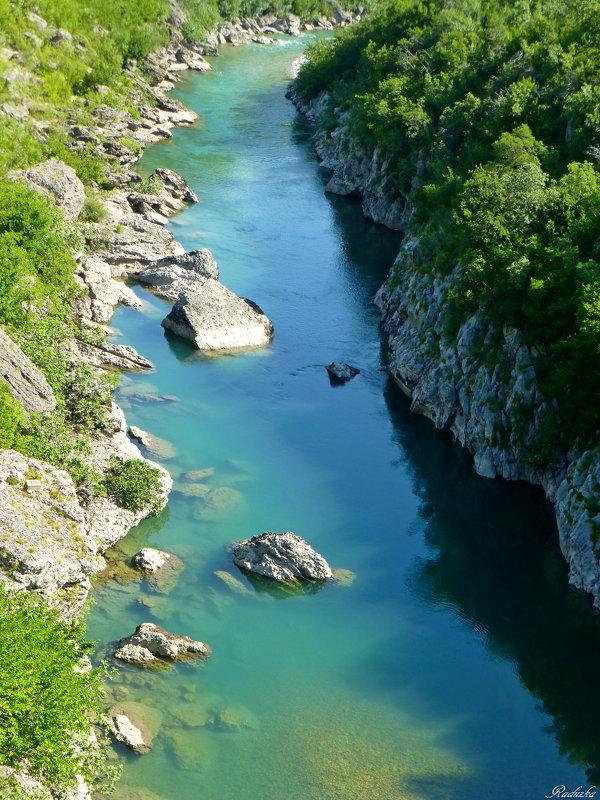 Каньоны реки Морача - Raduzka (Надежда Веркина)