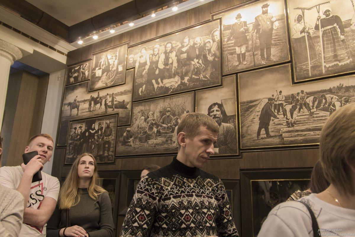 В музее - Людмила Волдыкова
