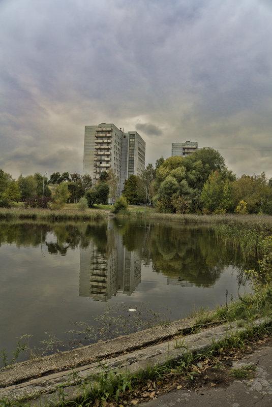 Большой Лосиноостровский пруд - marmorozov Морозова