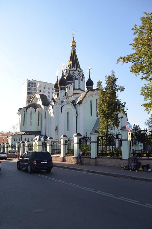 храм Воскресения Христова - Галина R...