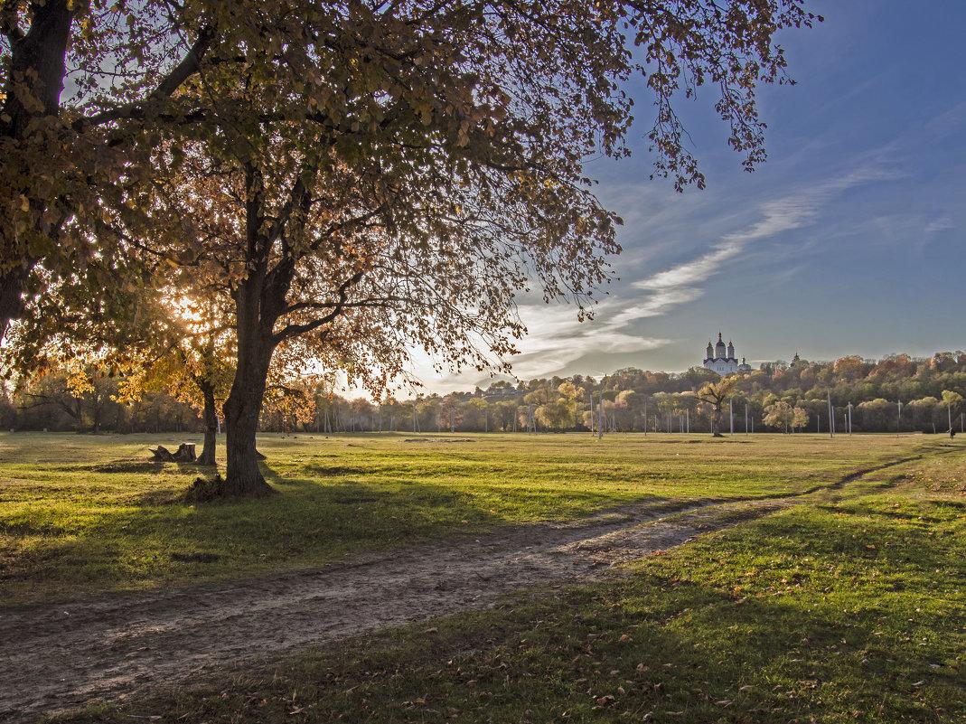 Осень на Андреевском лугу - Евгений