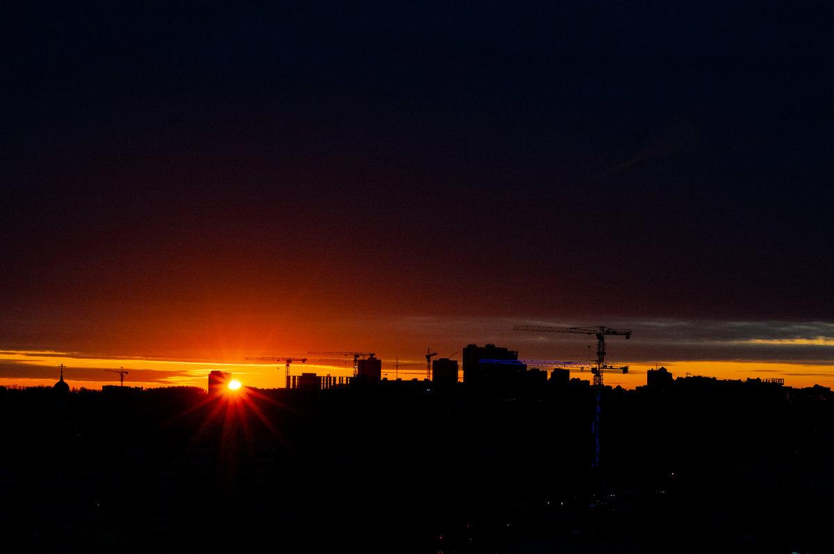 Here Comes The Sun !  А Вот И Солнце ! - azart_007