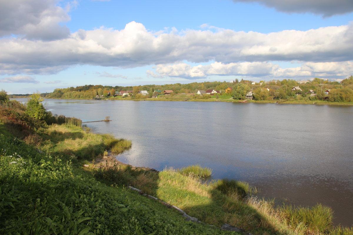 Река Волхов - Наталья Герасимова