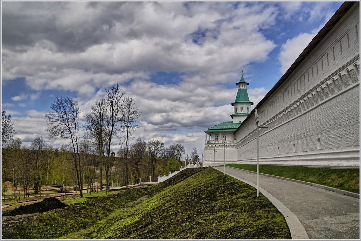 Стены монастыря - Татьяна repbyf49 Кузина