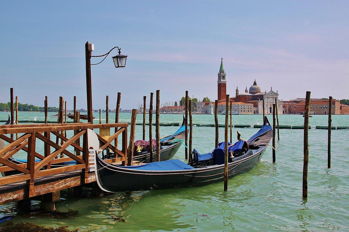 Весна в Венеции