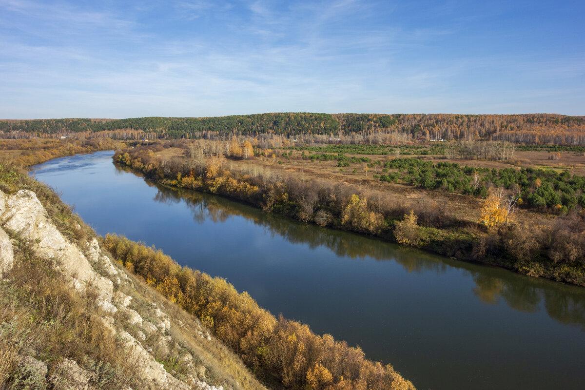 Река Сылва - Алексей Сметкин