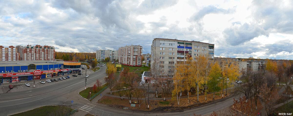 Уголки города - Алексей