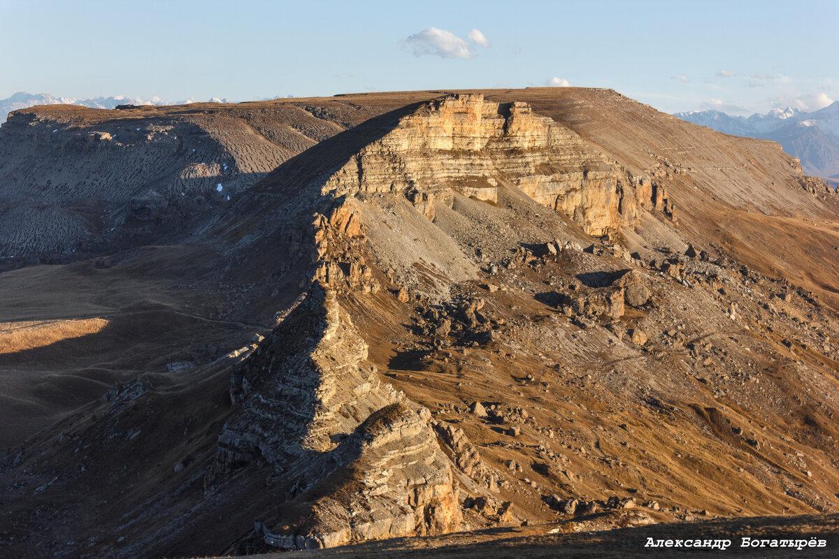 плато Бермамыт - Александр Богатырёв