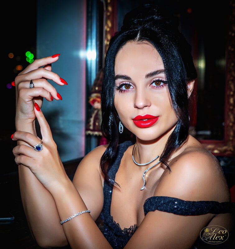 Татьяна - Leo Alex Photographer