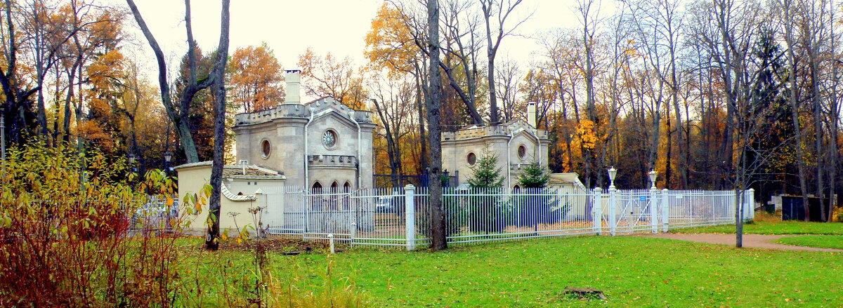 Красносельские (Слоновьи) ворота, Ал. парк ЦС - 3 - Сергей