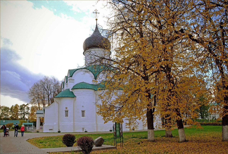 Троицкий собор - Нина Синица