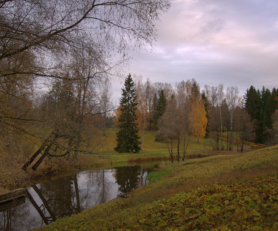 Тихое утро октября - Наталья