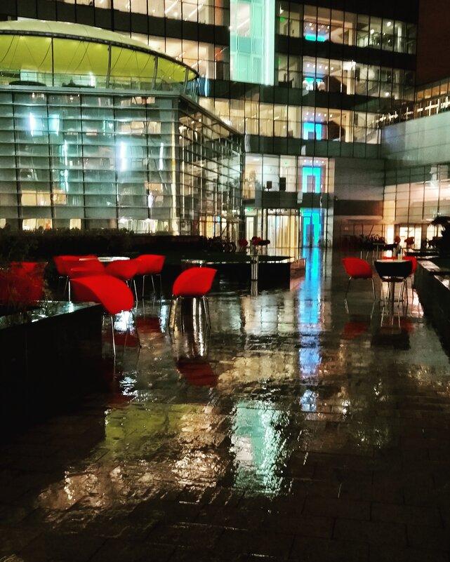 Дождь в Красной Розе - Татьяна [Sumtime]