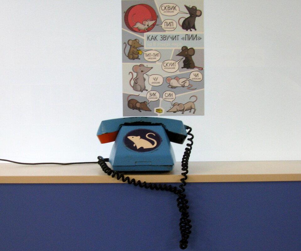 Мышиный телефон - Марина Таврова