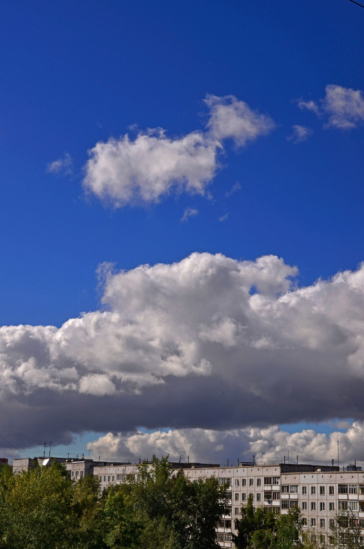 Жизнь облаков - Never Forever