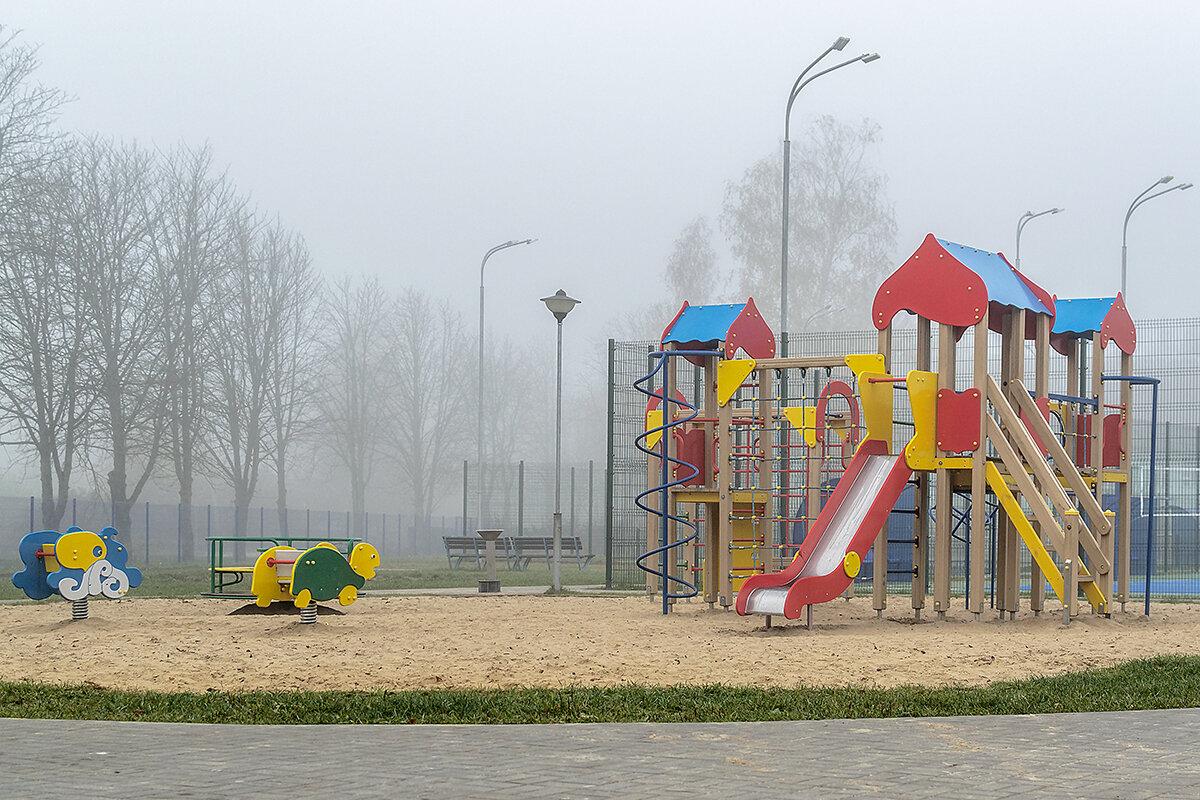Детская площадка. - Владимир Ф