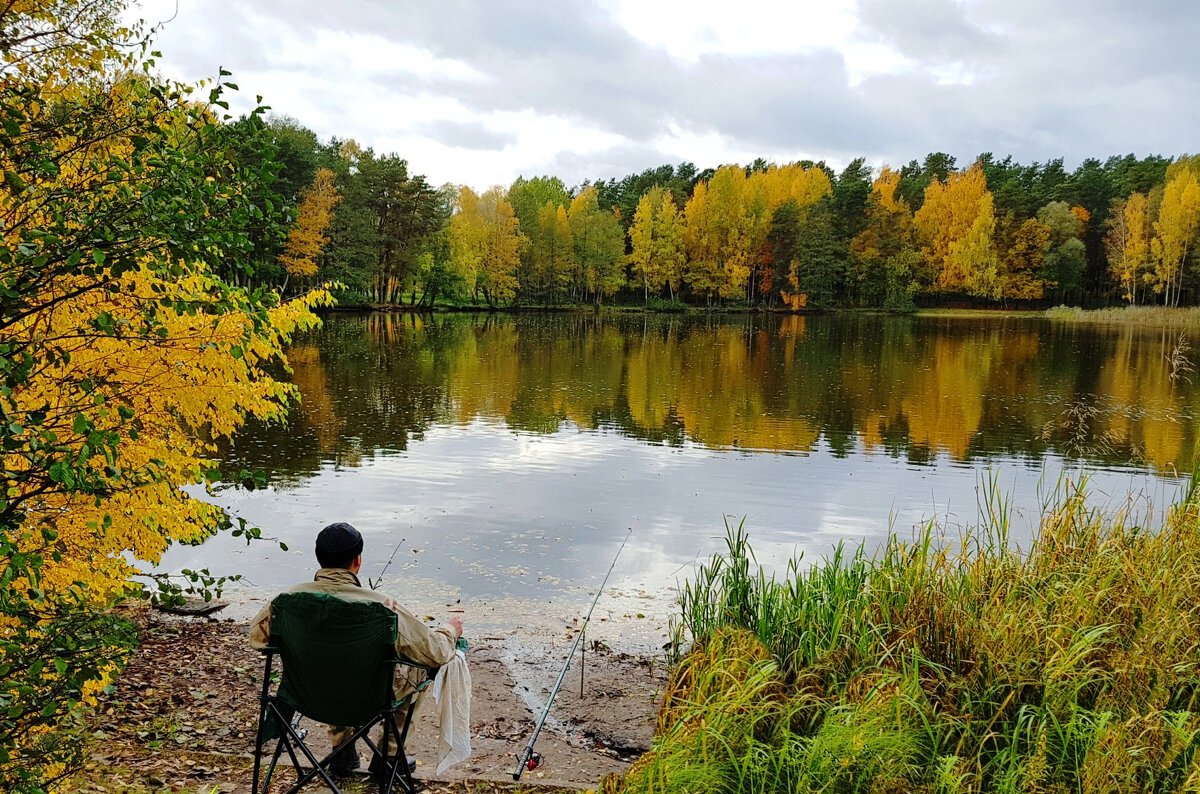 Осенняя рыбалка - Александр Михайлов