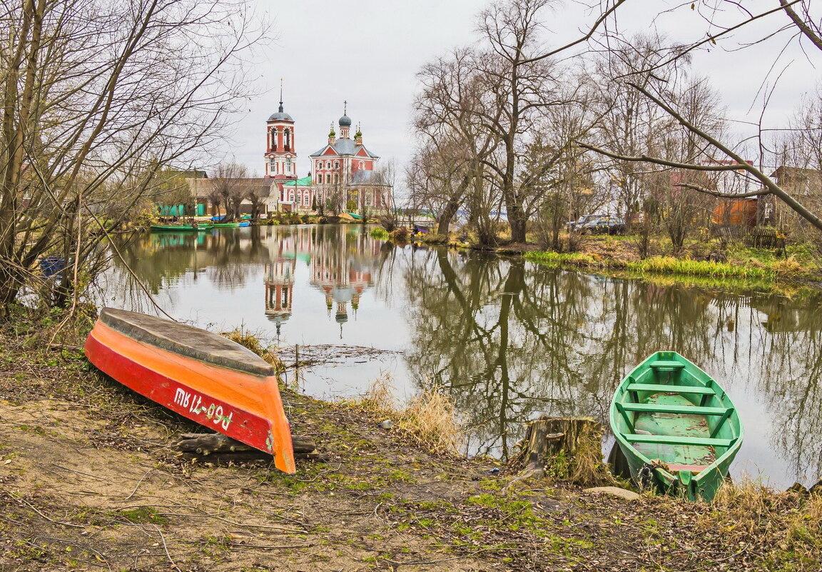 Река Трубеж - Галина Новинская