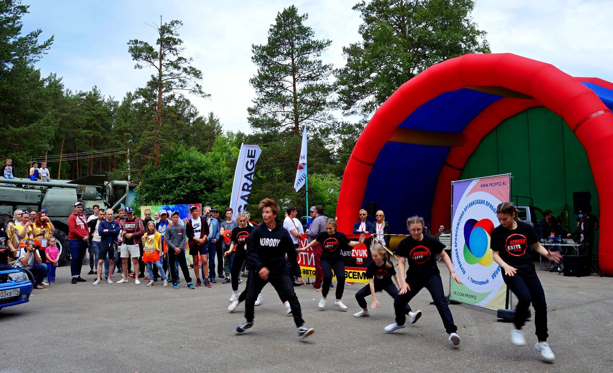 Студия уличного танца - Зинаида Каширина