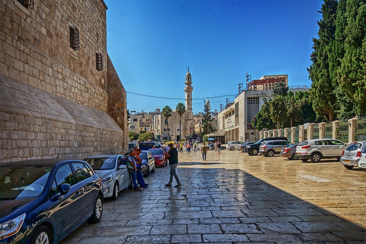 Израиль 2019 сентябрь...Вифлеем... - Юрий Яньков