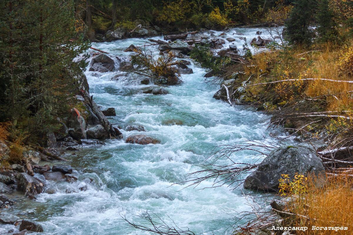 река Махар (Нахар) - Александр Богатырёв