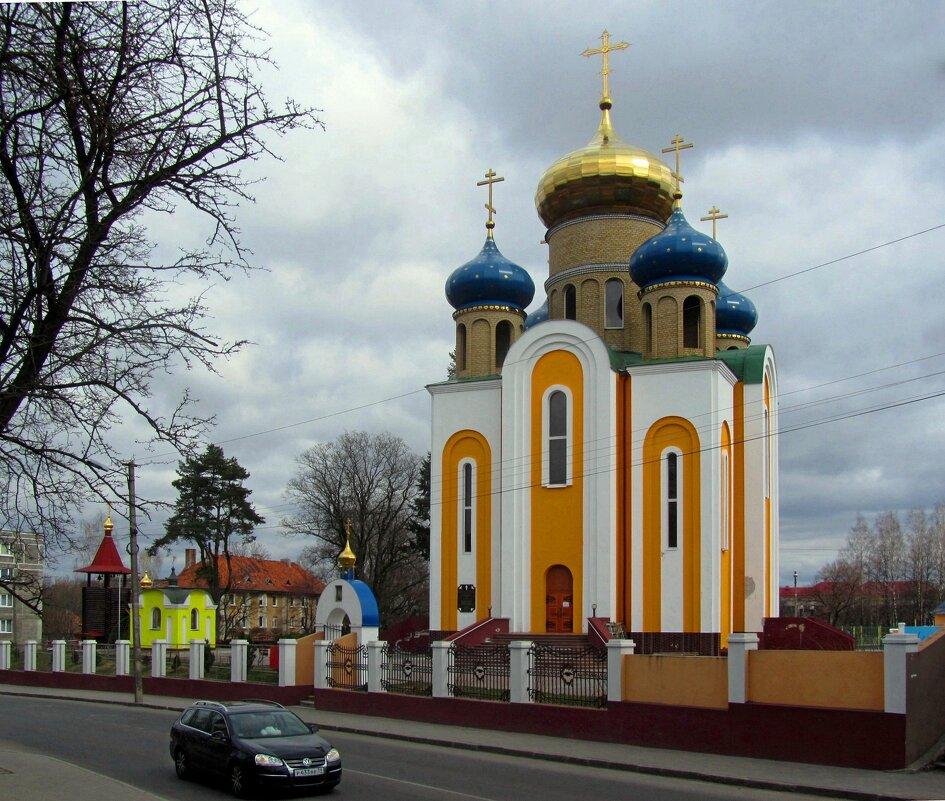 Собор Трех Святителей - Сергей Карачин