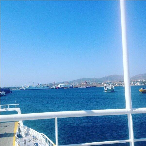 Port Perama - Dimitri