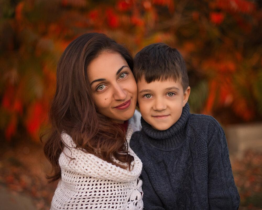 Родные люди - Екатерина Краснова