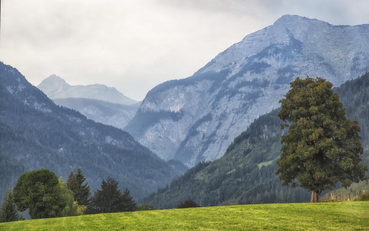 Австрийский пейзаж... - АндрЭо ПапандрЭо