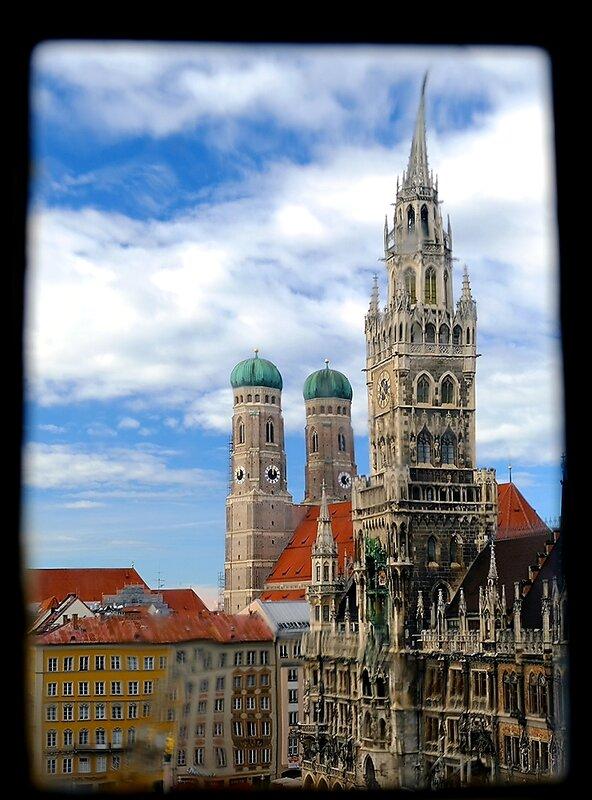 Мюнхен - IURII