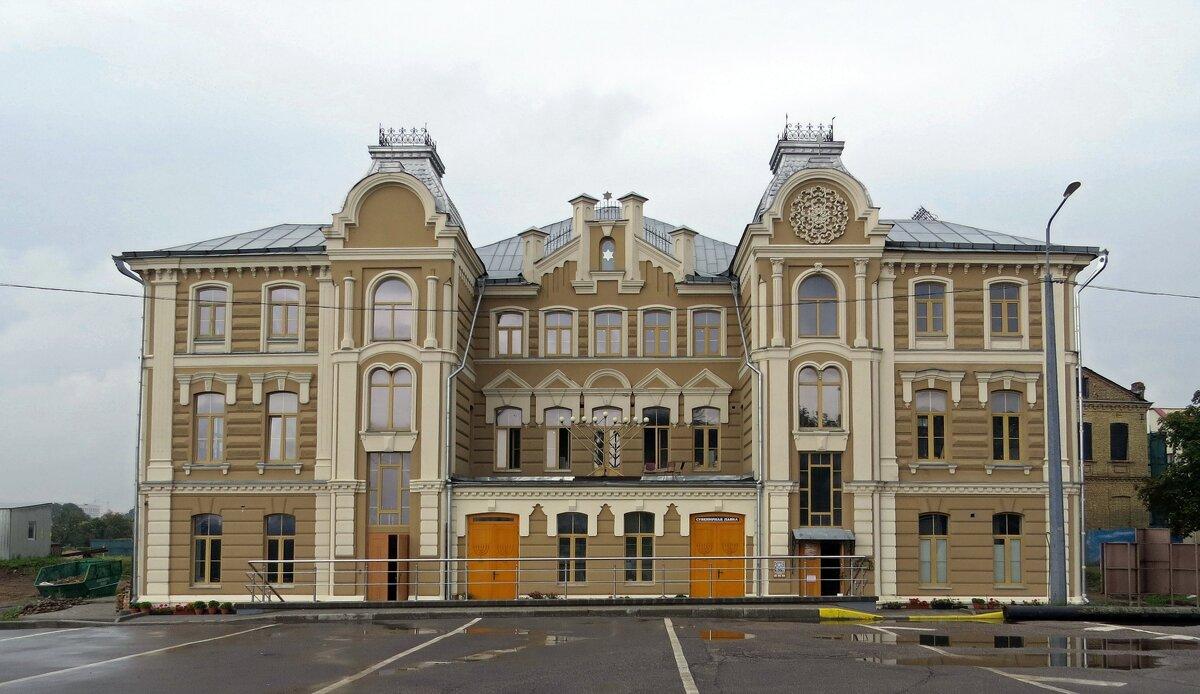 Большая хоральная синагога. Гродно - Вера Щукина