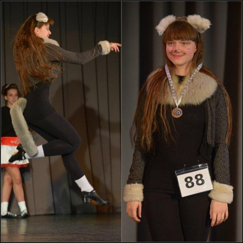 Танец кошки - Самохвалова Зинаида