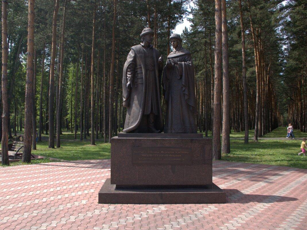 Петр и Феврония - Дмитрий (Горыныч) Симагин